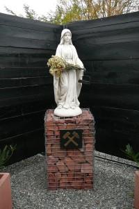 Svatá Barbora, patronka horníků