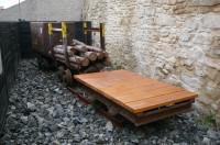 Hornický vozík u Verštatu