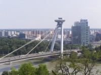 Bratislava, Trenčín & Žilina
