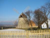 Kuželovský mlýn-technická památka