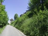 Hrad Starý Jičín (zřícenina)