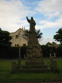 Zapomenuté pražské pomníky, sochy a kříže - díl I. - Běchovice