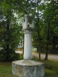 Kaplička na Blatově