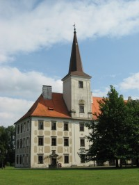 chropyňský zámek