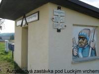 Z Luckého vrchu do Svratky