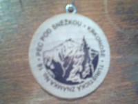Turistická známka č.16 Pec pod Sněžkou