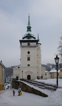 Děkanský kostel sv. Jana Křtitele