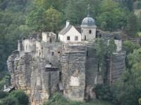 Hrad Sloup v Čechách