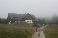 Bouda Hájenka v Krkonoších