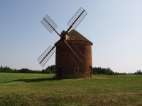 Větrný mlýn ve Chválkovicích