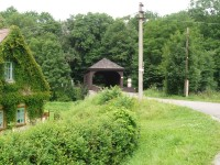 Věšadlový most v Pekle nad Zdobnicí