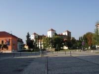 Z Vyškova do Bučovic k renesančnímu zámku s barokně upraveným arkádovým nádvořím na kole