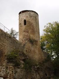 Z Nesovic na hrad Cimburk u Koryčan