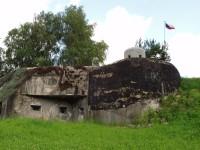 Z Rozinkové louky k Vojenskému muzeu v Lichkově v pěchotních srubech K S-32 a K S-31