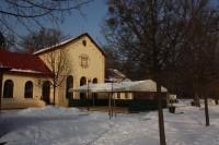 Za historií restaurace Michalov ve stejnojmenném parku v Přerově