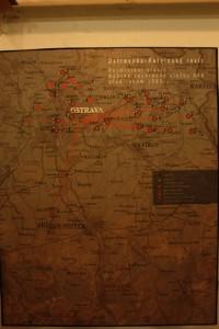 Expozice báňské záchranné služby, jeden z poznávacích okruhů Hornického muzea OKD Landek v Ostravě