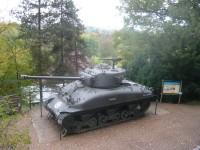 Tank v ZOO Plzeň