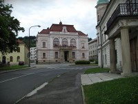 Vsetín - Nová radnice