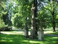 Frýdek - městský Komenského park