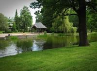 Vsetín - Panská zahrada