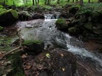 Kobylí důl - Kaskády Čerňovického potoka