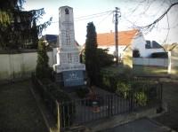 Žeranovice - Památník padlým