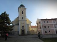 Holešov - kostel sv. Anny