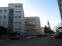 Zlín - budova kláštera