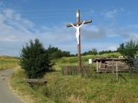 Brumov - kříž na Březové