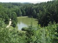 Chřiby - Klimentský rybník