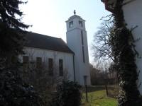 kostel Československé husitské církve