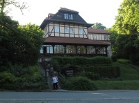 Teplice nad Bečvou - restaurace Diana