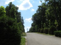 Zlínský Lesní hřbitov