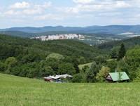 Od Lesního hřbitova přes Kudlov do Zlína