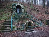 Roštín - lesní kaple