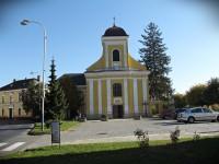 Chropyně - kostel sv.Jiljí