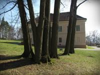 Klečůvka - zámek a park