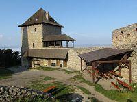 Z Nového Jičína na zříceninu hradu Starý Jičín