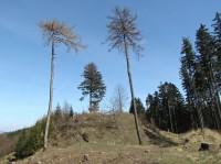 Hrady Hostýnských vrchů - Nový Šaumburk