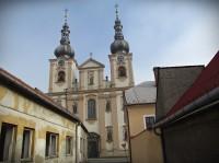 Kojetín - Komenského náměstí