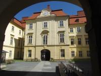 Prohlídka zámku v Bystřici pod Hostýnem