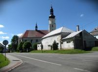 Andělská Hora - kostel Narození Panny Marie