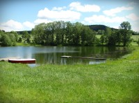 Andělská Hora - rybník