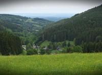 Vyhlídka nad Horním Údolím