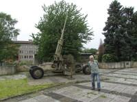 Osoblaha - památník Osvobození