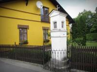 Hradec nad Moravicí - morový sloup