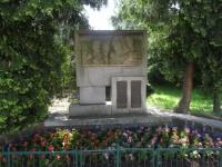 Hradec nad Moravicí - Pomník padlým
