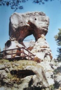 ČESKÝ RÁJ 2005 - 8. Rotštejn - Klokočské a Betlémské skály