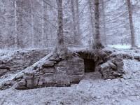 Zaniklé hutě a osada Josefová