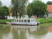 Strážnice - přístav na baťovském kanále